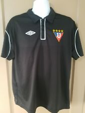 Uruguay umbro Soccer Jersey mens black size Xl Nwot