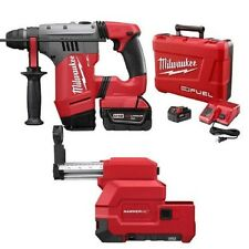Milwaukee 2715-22DE M18 FUEL 1-1/8 in. SDS Plus Rotary Hammer Dust Kit