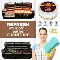 Multifunctional Leather Refurbishing Cleaner Cleaning Cream Repair Tool Cream US