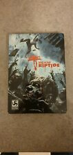 Dead Island Riptide Steelbook Only G1 Playstation 3 PS3 Xbox 360 PC