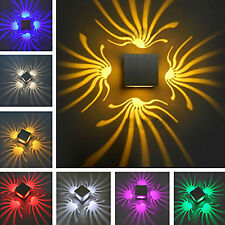 RGB Wandleuchte Wandlampe Flurlampe Wandbeleuchtung Effektleuchte Handprint 3W