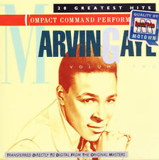 Marvin Gaye - 20 Greatest Hits - CD