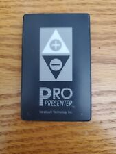 PRO PRESENTER Remote Control OEM FOR COMPUTER PRESENTATIONS *