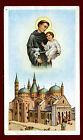 SANTINO - HOLY CARD- IMAGE PIEUSE - Heiligenbild Sant' Antonio di Padova