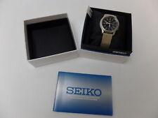Seiko Men's SNK803K2 Seiko 5 Automatic Watch with Beige Canvas Strap