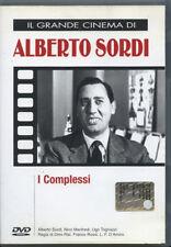"""dvds film movie ALBERTO SORDI """" I Complessi """" con Nino MANFREDI-UGO TOGNAZZI"""