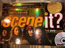 Pirates of the Caribbean Scene It?  Disney DVD board Game, great condition
