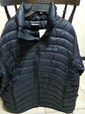 Men's Marmot Conway Tullus Down Jacket Black 600 Fill Sz M