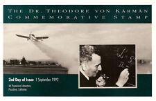 #2699 2nd Day Program 29c T. von Karman Stamp w/FDC