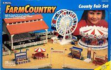 1/64 ERTL FARM COUNTRY COUNTY FAIR SET #4443