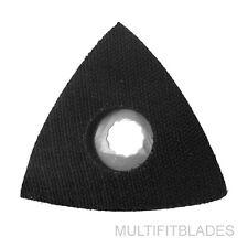 Oscillating Tool Triangular Sanding Pad - Rockwell Sonicrafter Original Arbor