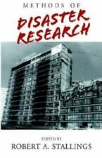 Methods of Disaster Research by Robert Stallings (2003, Paperback)
