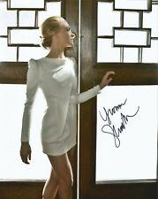YVONNE STRAHOVSKI Signed 8X10 Authentic AUTOGRAPH Handmaiden's Tale DEXTER CHUCK