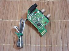 PIONEER XC-L77 MINI HI-FI RECEIVER SYSTEM PARTS: AUX INPUT BOARD
