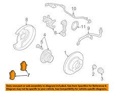 NISSAN OEM Brake-Rear Pads 440607E690