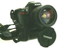 Nikon D90 SET mit Tamron 3,8/5,6/28-200 u. MB-D80  70112 Auslösungen #6024283