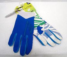 Fly Racing Pro Lite Ultra-Lite Race Gloves Blue White 366-81113 Size 13 3XL NEW