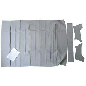 CLASSIC MINI HEADLINING MPI GREY CLOTH - HL3015