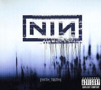 NINE INCH NAILS With Teeth CD BRAND NEW Digipak [WITH_TEETH]
