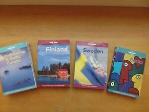 Lonely Planet Books - Berlin, Sweden, Finland, Scandinavian & Baltic Europe