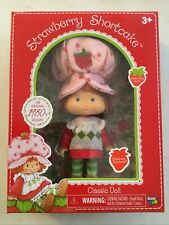 Vintage Style 1980's Strawberry Shortcake Doll Rare NEW In Box SHIPS QUICKLY