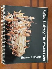 Plaited Basketry The Woven Form Shereen Kaplantz Signed