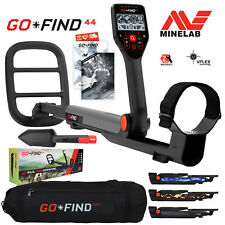 Minelab Go-Find 44 Metal Detector Summer Special with Carry Bag and Digging Tool