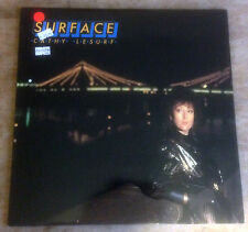 CATHY LESURF surface 1985 UK/FR FUN STEREO VINYL LP FAIRPORT CONVENTION RELATED
