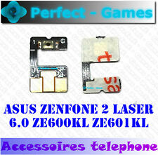 Asus ZenFone 2 Laser 6.0 ZE600KL ZE601KL bouton ON OFF nappe cable power button