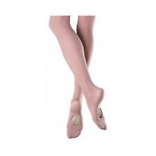 BLOCH Dance Women's Ladies Endura Elite Adaptatoe Tights - Pink - Small/Medium