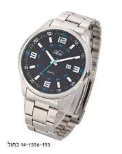ADI Men's Sport Elegant Watch - Waterproof - 10ATM, Stainless Steel, Analog.