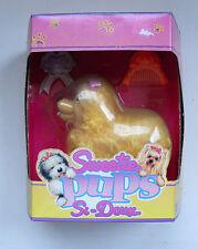 Vintage Hasbro SWEETIE PUPS Little Pet Dog COCKER SPANIEL 1988 MIB