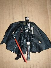 Star Wars The Force Unleashed Battle Damaged Darth Vader Action Figure 2008 Used