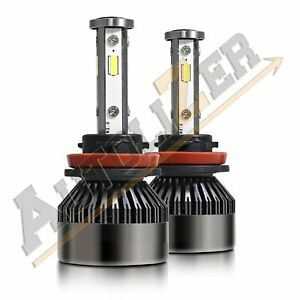 DAYLEAD 9006 HB4 LED Headlight Kit H9 H8 High Low Beam Bulb HID Xenon Fog Light
