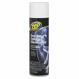 Zep Smoke Odor Eliminator 16 oz Spray Fresh Scent Can ZUSOE16