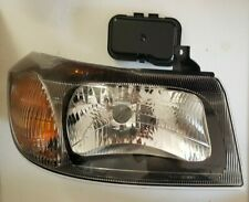 NEW TYC FORD TRANSIT MK6 2000 TO 2006 O/S FRONT HEAD LIGHT BLACK 02A709052B