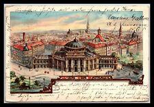 GP GOLDPATH: AUSTRIA POSTCARD 1902 _CV776_P07