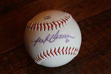 Josh Vitters Autographed Baseball Signed - Cubs - Blue Jays - Dodgers