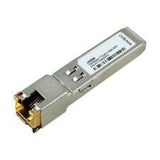 JD089B HP Compatible 1000BASE-T SFP RJ-45 100m Transceiver