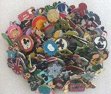 Disney Trading Pins-Lot of 100-No Duplicates-Free Shipping