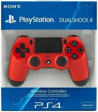 Sony Dualshock 4 Wireless Controller for PS4 Playstation 4 Red Magma, Brand New