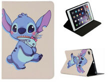 For iPad Pro 9.7 2017-18 - iPad Air 1-2 - iPad 9.7 Lilo And Stitch Case Cover