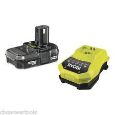 Ryobi RBC18L13 18v 1.3Ah Li-ion Battery & Charger