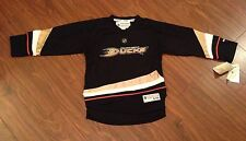 Anaheim Ducks Reebok Youth Replica Jersey New With Tags