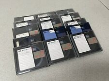 More details for 5 x basf md74 colour maxima with slip cases recordable minidiscs minidisc
