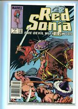 RED SONJA #7 NM 9.65 ACTION PACKED COVER CANADIAN PRICE VARIANT