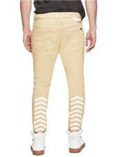 G By Guess Men's Veloz Modern Skinny In Khaki Super Pants Stretch Size 32