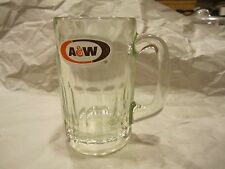 "A & W Root Beer - Medium Glass MUG, 5-3/4"" Tall"