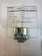Solidscape 3d printer Print head Carriage Kit - T76/+