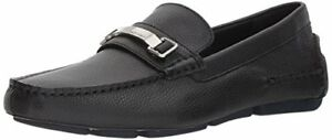 Calvin Klein Mens Mikos Tumbled Leather Loafer- Pick SZ/Color.